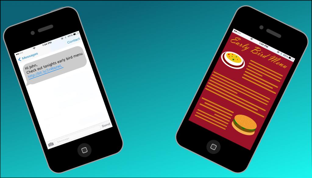 Send an Image by SMS with Sendmode Bulk SMS