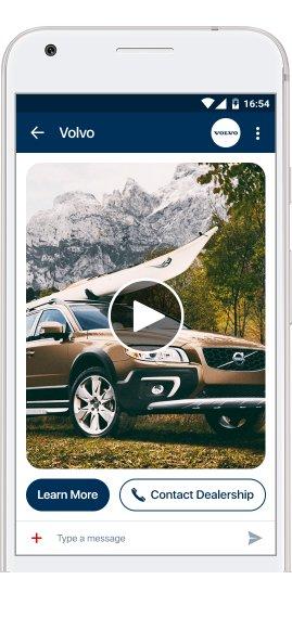 Hi-Def-Videos Rich Communication Services